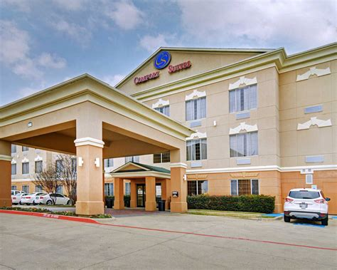 Comfort Suites Near Alliance  Roanoke, Tx  Business Page