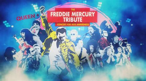 The Freddie Mercury Tribute Concert (1992) Sd-bluray