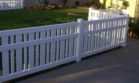 vinyl fence beautiful  long lasting fences