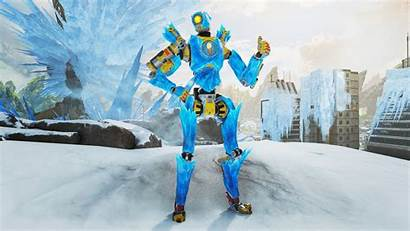 Apex Legends 4k Pathfinder Iced Wallpapers Background