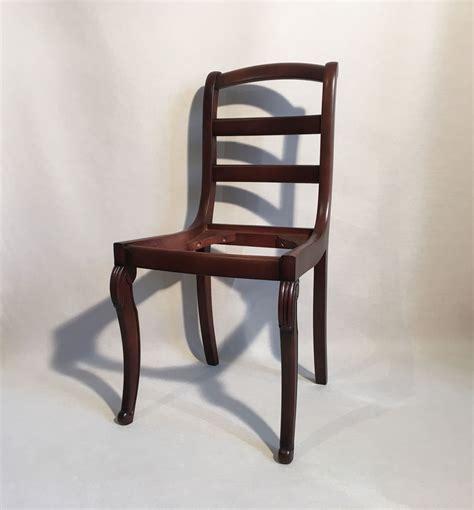 beaux sieges chaise barrettes pieds louis philippe les beaux sièges