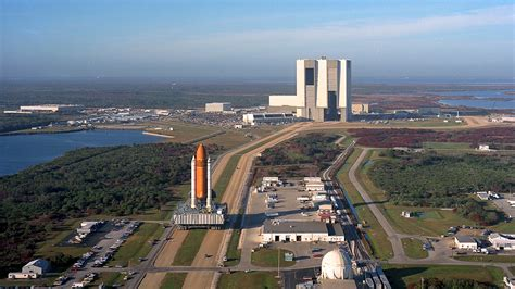 Need Some Old Space Shuttle Facilities? NASA's Got A Deal