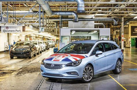 Vauxhall's Future In Britain Questioned Following Brexit