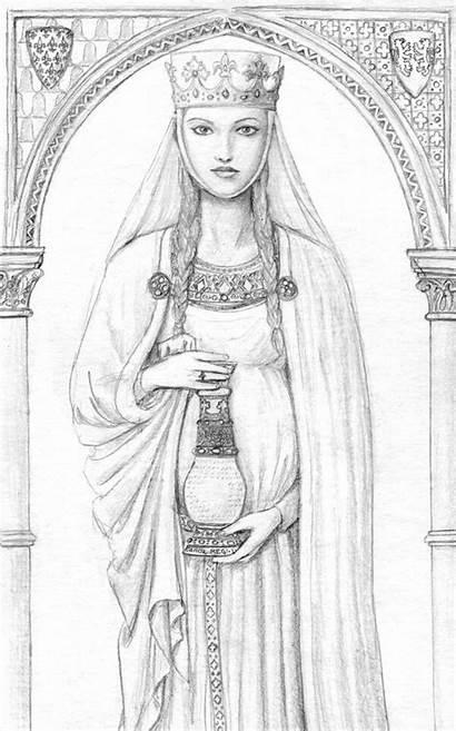 Eleanor Aquitaine History Dashinvaine Deviantart Cc King
