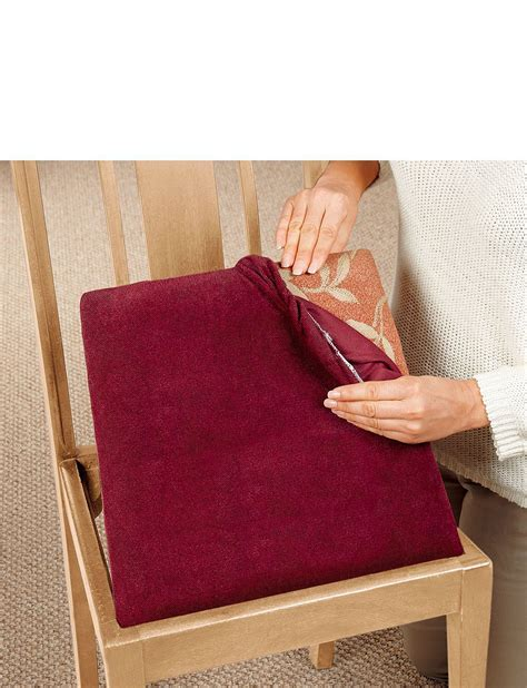 Large Stretch Covers For Dining/Kitchen Chairs   Home