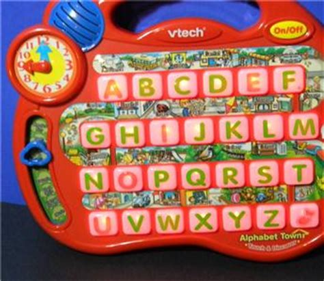 vtech alphabet town touch amp discover preschool learning 336 | 578251436 tp