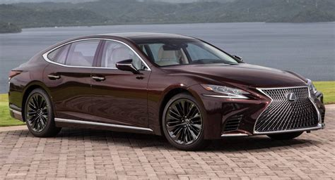 are the 2019 lexus out yet 2020 ls 500 is lexus sedan to get the inspiration
