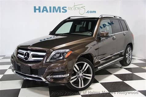 I'd like to give a special thanks to. 2014 Used Mercedes-Benz GLK GLK350 4MATIC at Haims Motors Serving Fort Lauderdale, Hollywood ...