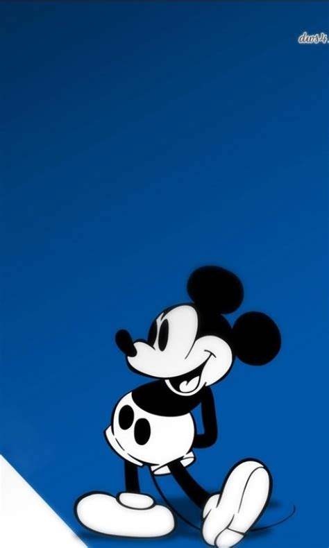 blue mickey mouse wallpaper gallery