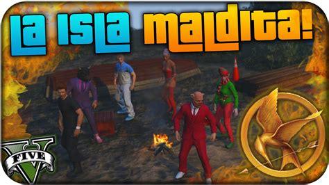 Five nights at freddy's 4. LA ISLA MALDITA DE LOS JUEGOS DEL HAMBRE   GTA V ONLINE   TheCorvusClan - YouTube