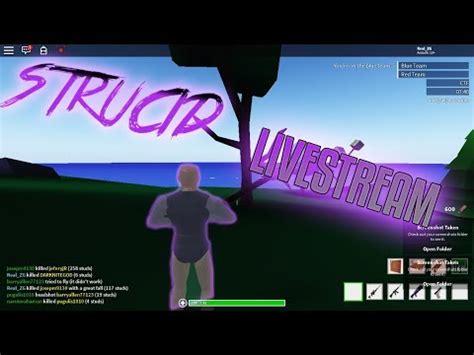 strucid player  builder youtube