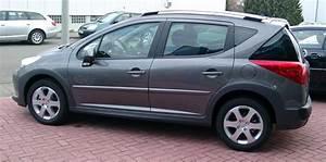 Peugeot 207 Sw : file peugeot 207sw side ~ Gottalentnigeria.com Avis de Voitures