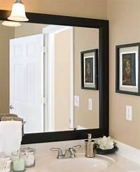 frames for mirrors Bathroom Mirror Frames | Bathroom Mirror | Vanity Mirror ...