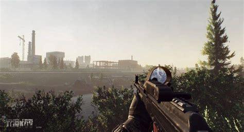 escape  tarkov war game  person shooter video