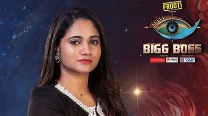 Tamil Boss Bigg Winner Losliya Title Nadu