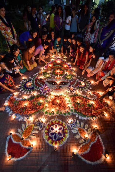 Diwali Festival Of Lights Picture by Diwali The Hindu Festival Of Lights In Pictures India