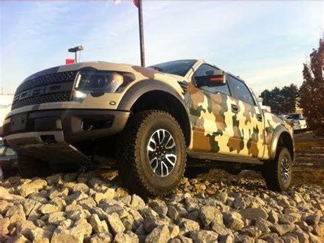 Army Camo Ford Raptor
