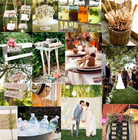 Bbq Backyard Wedding by Backyard Bbq Reception Inspiration Help Reception