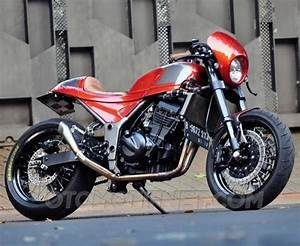 Kawasaki Ninja 500 Cafe Racer