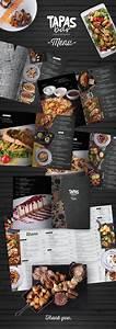 tapas menu template - best 25 restaurant menu design ideas on pinterest menu