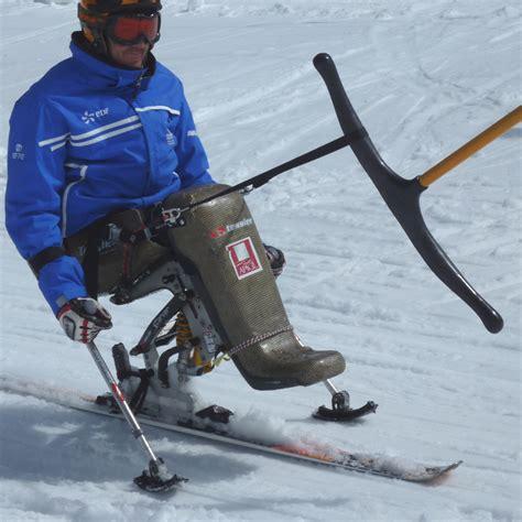 skilift harness systems for tessier sitski