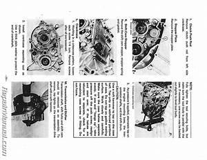 1978 Yamaha Dt 100 Service Manual