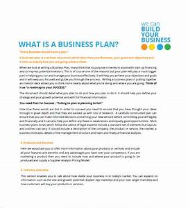 customer service business plan template images template With customer service business plan template