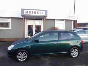 Honda 2002 Civic 1 6 I Vtec Se Sport 3drjust Arrived 3