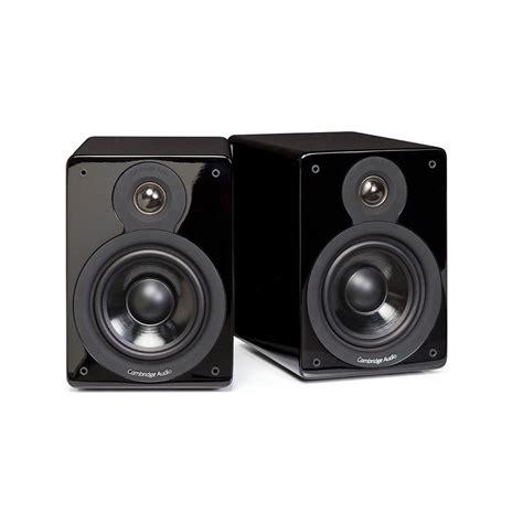 casse da scaffale cambridge audio minx xl coppia di casse acustiche da