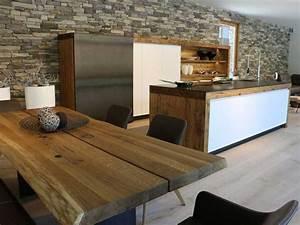 Möbel Loft Essen : massiver eichentisch essen loft kitchen kitchen furniture und kitchen styling ~ Orissabook.com Haus und Dekorationen