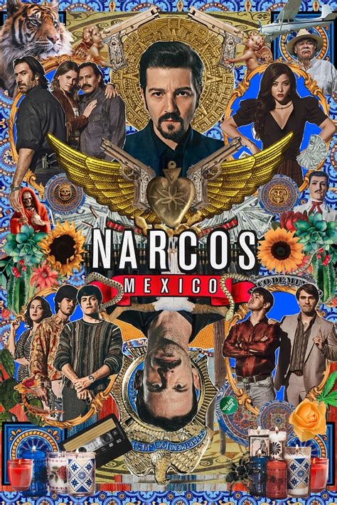 Narcos: Mexico cast look worlds away from Netflix alter-egos at glamorous season 2 premiere