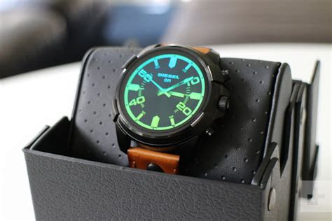 diesel smartwatch test diesel on guard smartwatch review digital trends