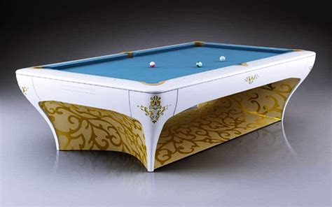 Top 10 Most Expensive Pool Tables In The World Ealuxe
