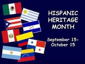 Hispanic Heritage Ppt Ppt Hispanic Heritage Month Powerpoint Presentation Id