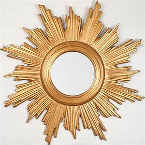 Gold Design Elegant Sunburst Mirror — Jen & Joes Design