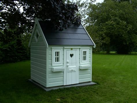 Cottage Playhouse Childrens Cottage Playhouse With Slate Roof 4 1 2ft X