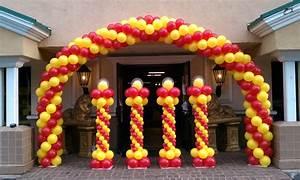 How to Make a Balloon Arch - Balloon Decoration Ideas