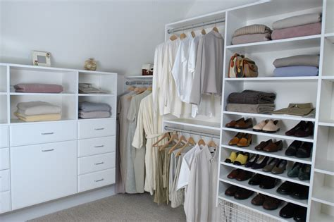 pics for diy white wooden closet shoe storage with