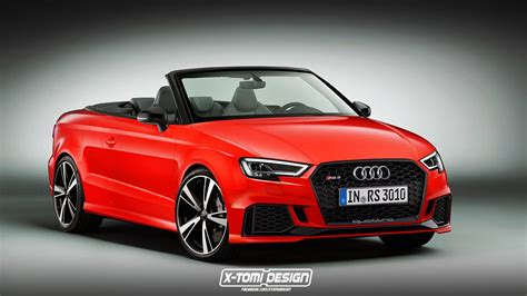 Rs3 Convertible by 8v There S A Chance For An Audi Rs3 Convertible And This