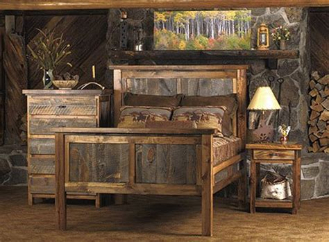 rustic wood furniture plans   homemade