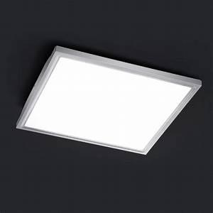 Deckenlampe Badezimmer Led : deckenlampe bad quadratisch led raum und m beldesign inspiration ~ Markanthonyermac.com Haus und Dekorationen