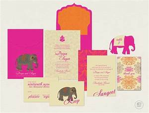 wedding invitation templates modern indian wedding With inexpensive indian wedding invitations