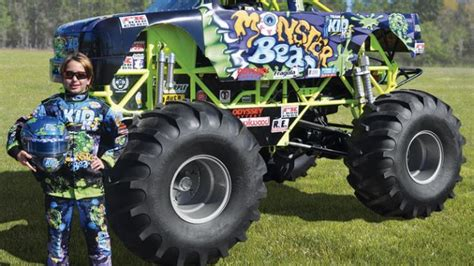 monster trucks you tube videos for 125 000 you can buy your kid a miniature monster truck
