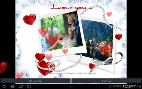 keren  foto wallpaper cinta bergerak joen