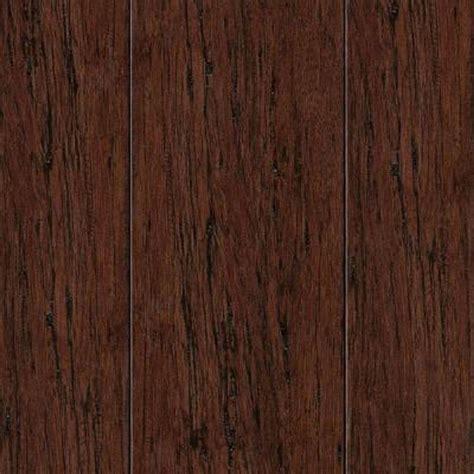 bamboo scraped flooring take home sle hand scraped strand woven mocha bamboo flooring 5 in x 7 in hl 392118