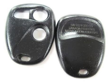 Replacement Case For Oem Btn Rear Keyless