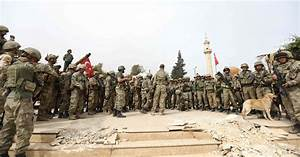 Emboldened Turkey Pushes Deeper Into Syria, but Risks ...