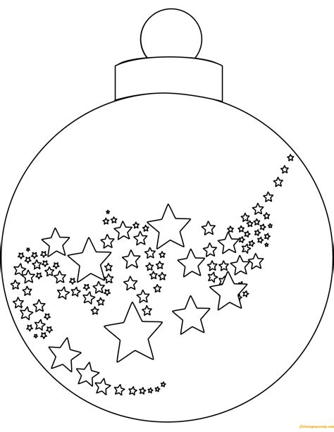 ornament coloring page ornaments coloring page free coloring