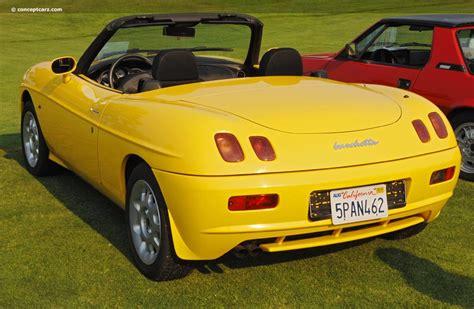 Fiat 124 Sport Coupe - Italian GT - Galleria - Briguz