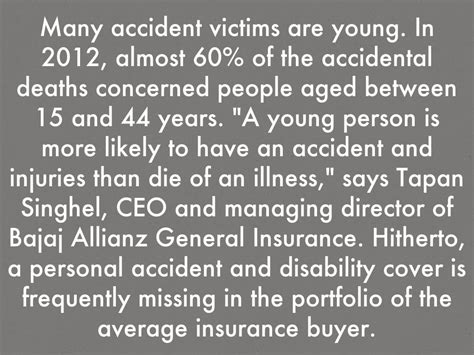 Bajaj allianz premium personal guard is a personal accident health insurance policy that provides comprehensive cover against accidents and supports you in your hour of crisis. Axis Capital Group Insurance by owenhoggan